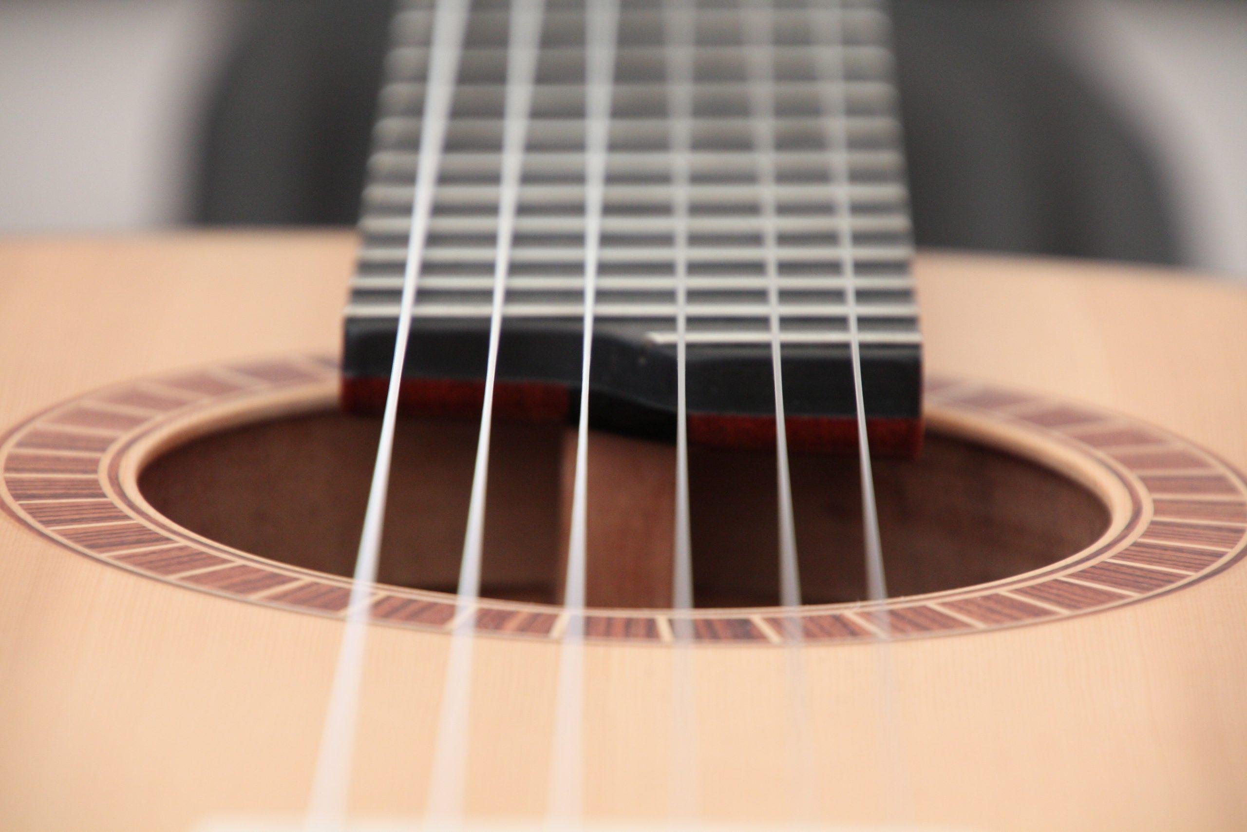 Hilhorst gitaar